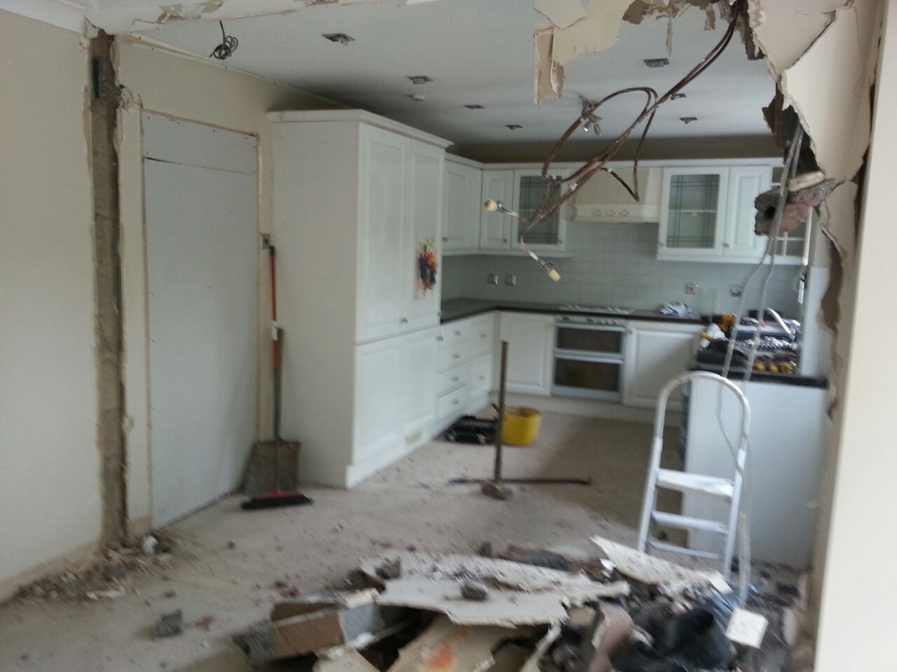 Kitchen Design Build Builders In Wigan